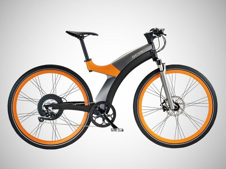 BESV Lion Electric Bike