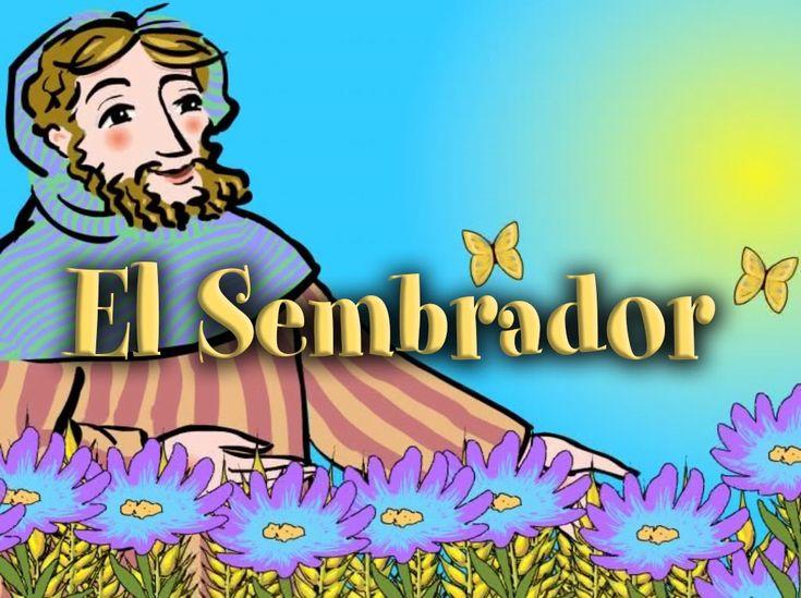 Parábola de El Sembrador. La Casita Sobre la Roca. Letra y acordes: http://valivan.com/letras-y-canciones-valivan/ DVD2 de La Casita Sobre La Roca Web Valiva...