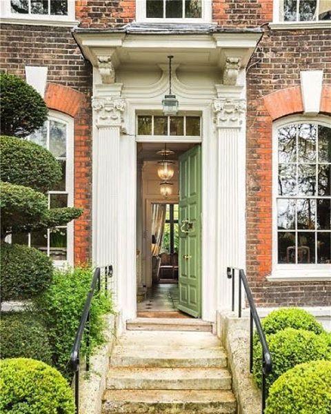 Best Georgian Houses Images On Pinterest Georgian House - Beautiful georgian house in london