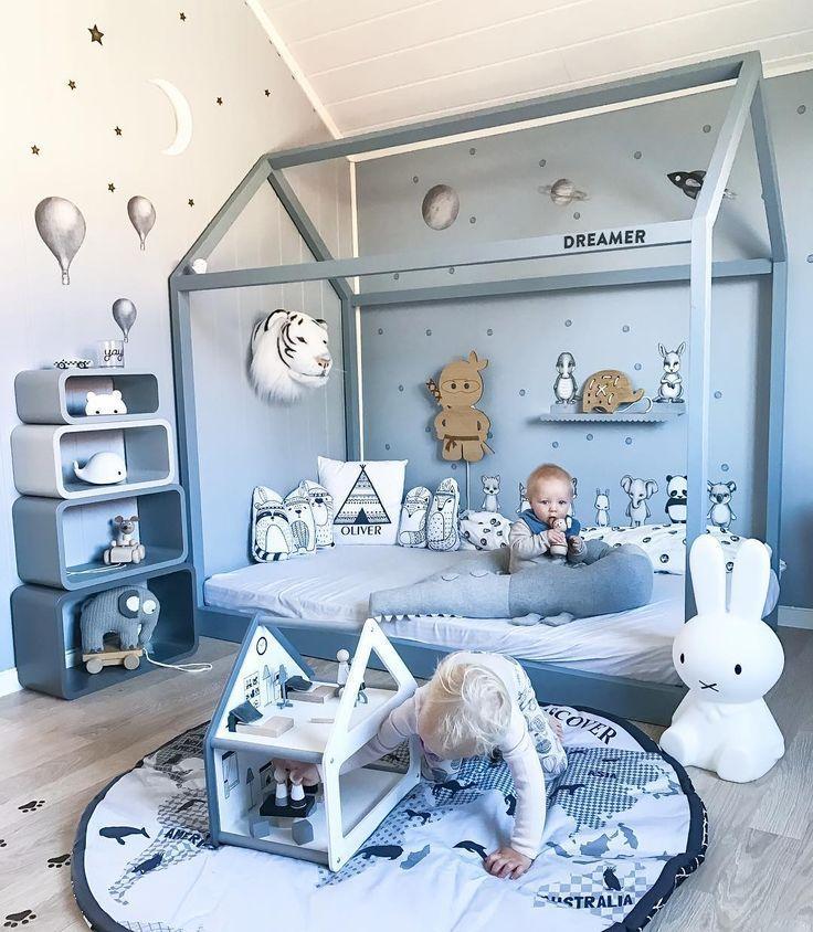 6 192 Likes 154 Comments Decor For Kids Kinder Zimmer Kleinkind Zimmer Kinderschlafzimmer