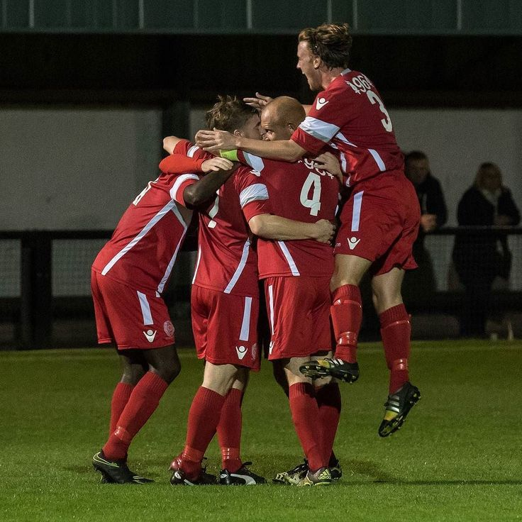 Game day! The final week of the season kicks off today as AFC travel to Ashton Athletic in the first of 4 games in 7 days.  The sides last met in September with AFC winning 3-1 thanks to goals from @freddiepotter @emini360 and @georgie.porgie.19.  Up the reds