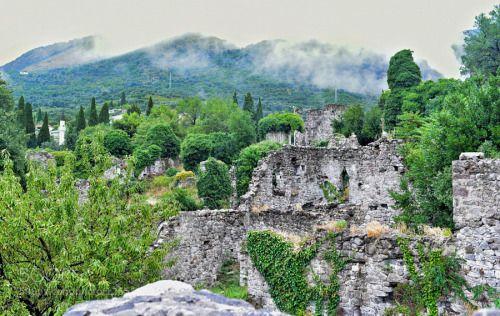 Старый Бар. by ura931042  500px adriatic coast adriatic sea montenegro mount nikon d750 sigma 35mm art traveling ura931042