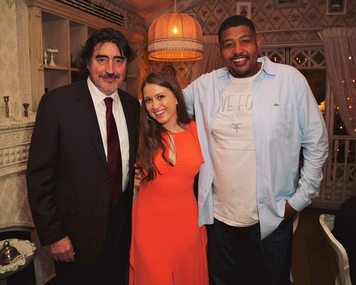 Mari Vanna LA's One Year Anniversary Party - Los Angeles, CA (July 24, 2014) Last night, over 200 Angelenos and VIPs turned out for Mari Vanna LA's one year anniversary party. Owner Tatiana Brunetti was joined by high profile attendees such as Alfred Molina, Omar Miller, Max Azria, Clifton Collins Jr., Leslie David Baker, Jeff Rice, Chris Williams and more to celebrate the restaurant's first milestone.