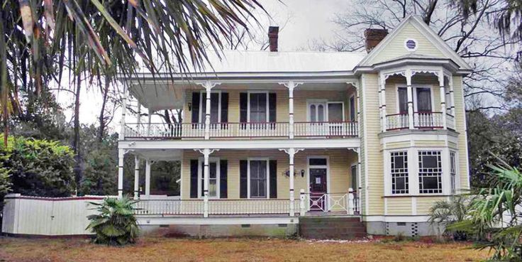 Won't Someone Please Buy This $89,900 South Carolina Home?  - CountryLiving.com