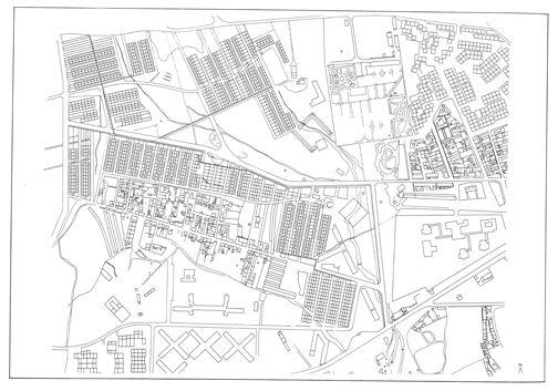 BARRIO DE LA QUINTA DA MALAGUEIRA, (1979-1997). Évora (Portugal). Álvaro Siza Vieira - Housing Prototypes