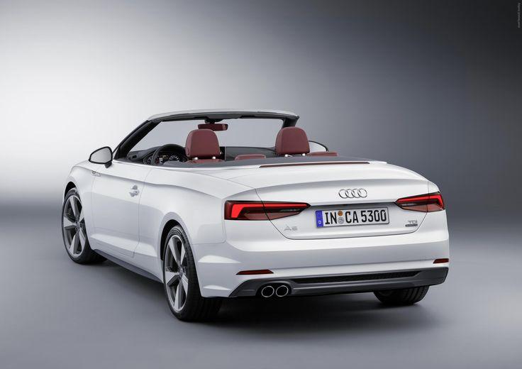2017 Audi A5 Cabriolet  #Audi #German_brands #Segment_S #2017MY #Audi_A5 #Audi_A5_Cabriolet
