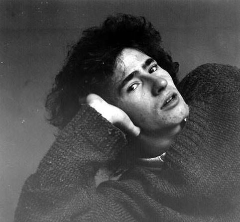 Tim Buckley photographed by Jack Robinson