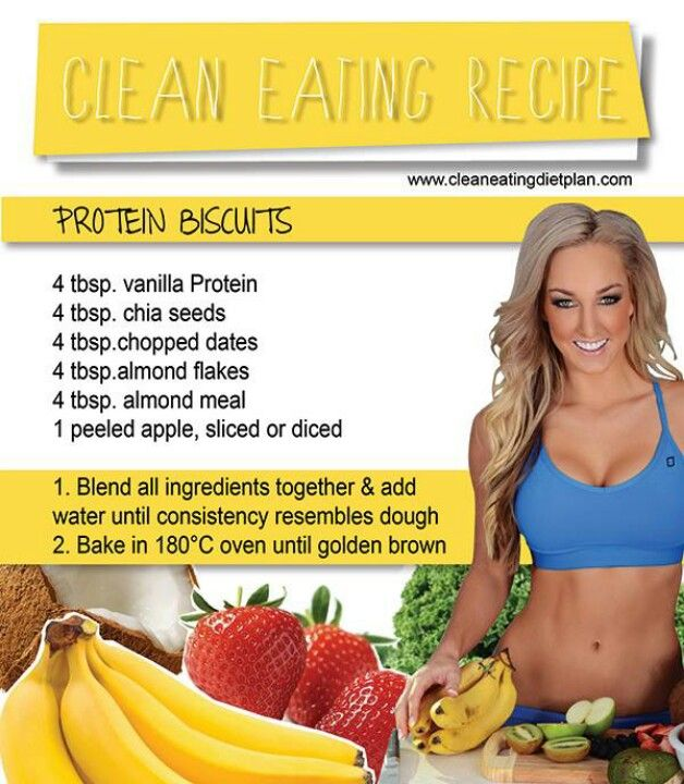 Clean Eating Recipe...