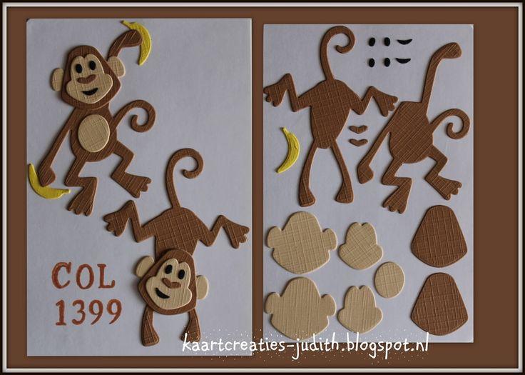 Kaarten en Creaties van Judith: Collectables stansen