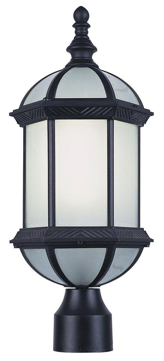 Trans Globe Lighting PL 4186 BK Signature 1 Light