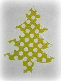 Whimsy Couture shares a couple of free Christmas applique templates on their blog.  One is a Christmas tree, and the other a stocking.  Either would look cute on a t-shirt for a child, or maybe on …