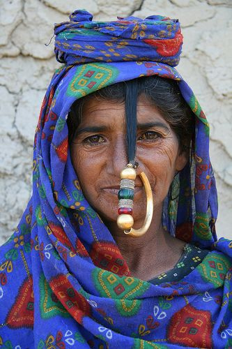 India |  Jat - Gujarat woman | © Rudi Roels