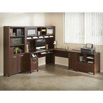85 best corner desk solutions images on pinterest | corner desk