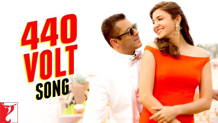 Salman Khan online 440 Volt Video Song-Anushka Sharma, latest salman khan video songs on vsongs, anushka sharma video songs on vsongs