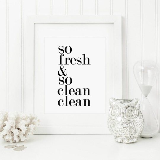 Toilet Humor: 10 Fun, Funny & Situationally Appropriate Prints for Bathroom Walls | Apartment Therapy