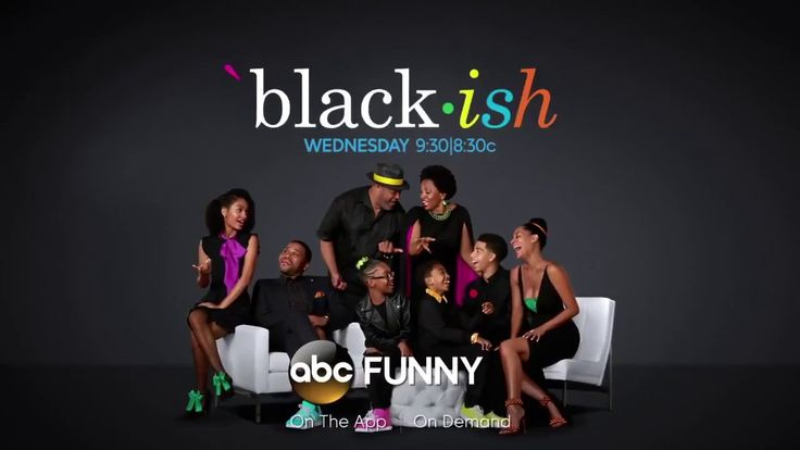 Black ish 3x08 Promo 'Being Bow racial' HD