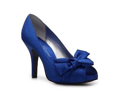 Blue Heels: Navy Blue Heels Dsw