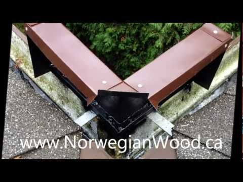 Norwegian Wood 39 S Inside Valley Rain Diverter Guard