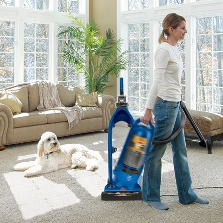 Lift-Off® MultiCyclonic Pet Vacuum | Bissell