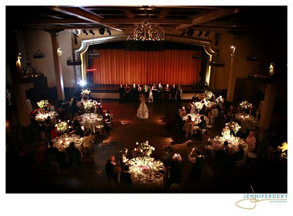 Ceremony Possibly Seated At Round Tables Weddingbee