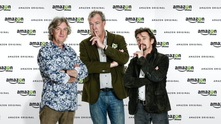 Amazons jeff bezos says former top gear crew is expensive