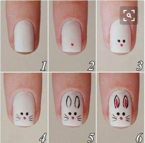 No pensé que fuera tan fácil : Has tus propias uñas con estos pasos facilisimos!!...