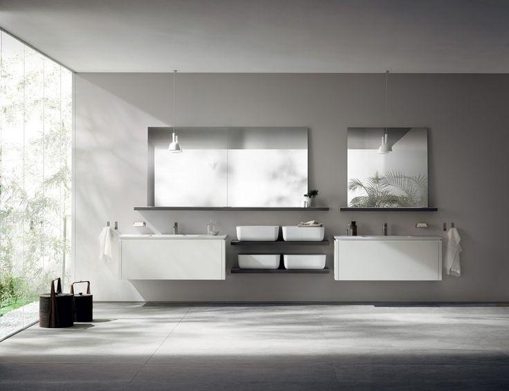 661 best Badezimmer Gestaltungsideen images on Pinterest - badezimmer modern grau