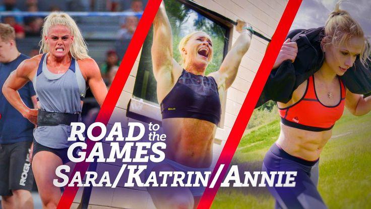 Road to the Games 16.09: Sigmundsdottir / Davidsdottir / Thorisdottir - YouTube