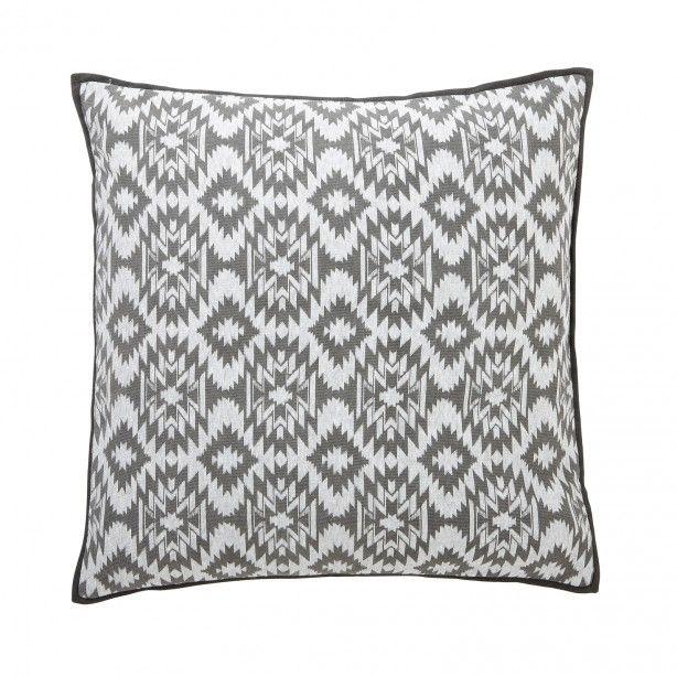 Kussen met grafisch patroon - 50x50 cm