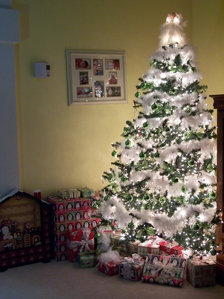 Decoration noel vos sapins de no l d cos christmas pinterest - Sapin de noel magique ...