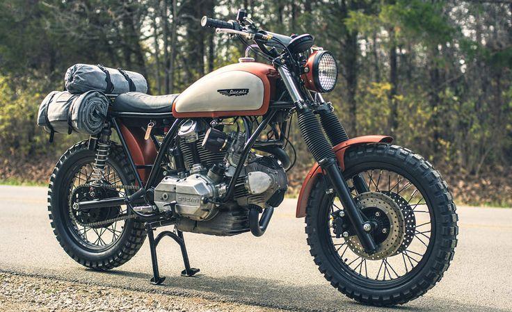 Analog Motorcycles Has Built the Super Scrambler | Cool Material
