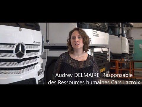 Audrey DELMAIRE, Responsable des Ressources Humaines, évoque le partenariat des…