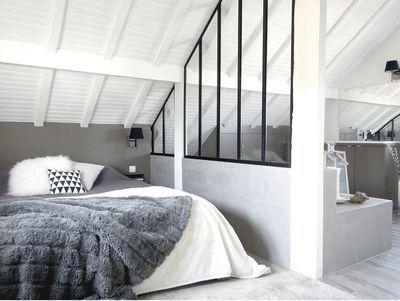 Verri re int rieure 12 photos pour cloisonner l 39 espace for Chambre parentale cosy