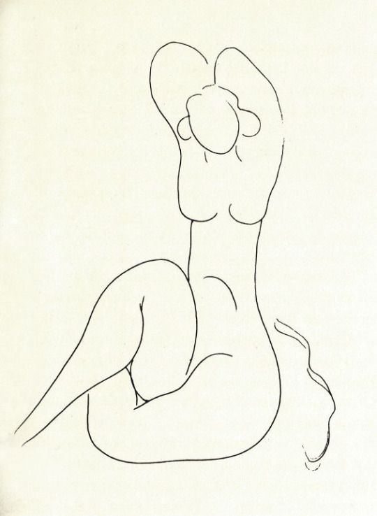 Matisse, La Torsem et Native nue, 1932