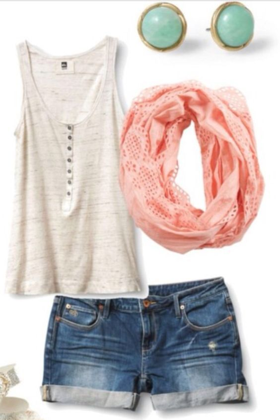 2017 SPRING & SUMMER FASHION TRENDS! Ask your Stitch Fix stylist to send you items like this.#StitchFix #sponsored Shorts - CASUAL COMFY FASHION