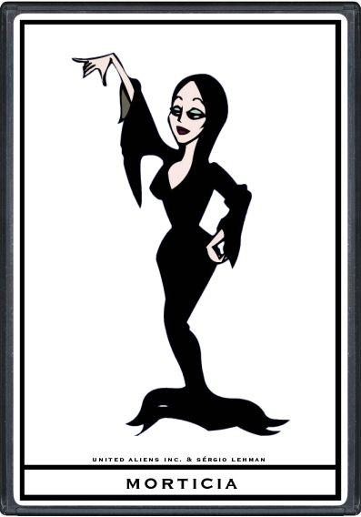 Hanna Barbera World: ENG - Addams Family