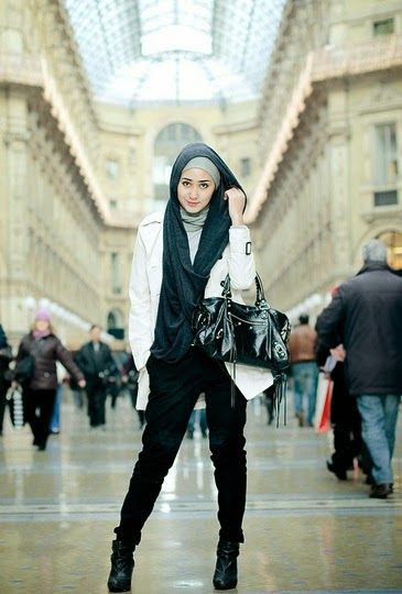 hijab tomboy - Google Search