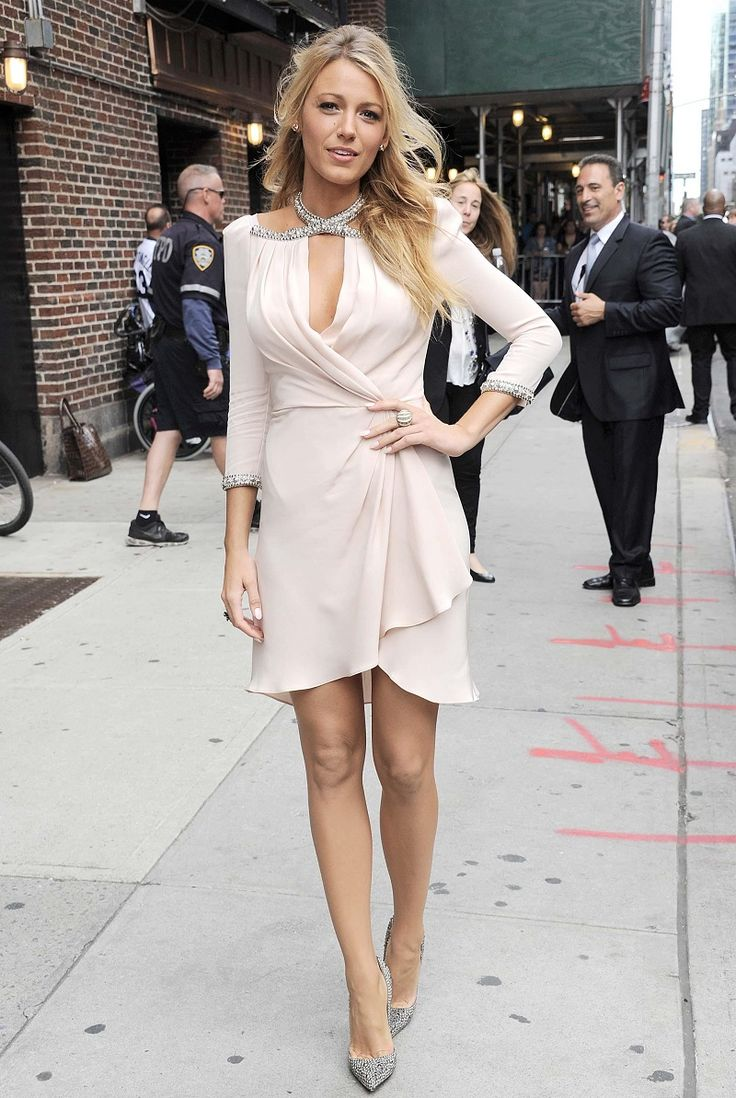 Blake Lively outfits: lo stile ed i look!Irenes Closet – Fashion blogger outfit e streetstyle