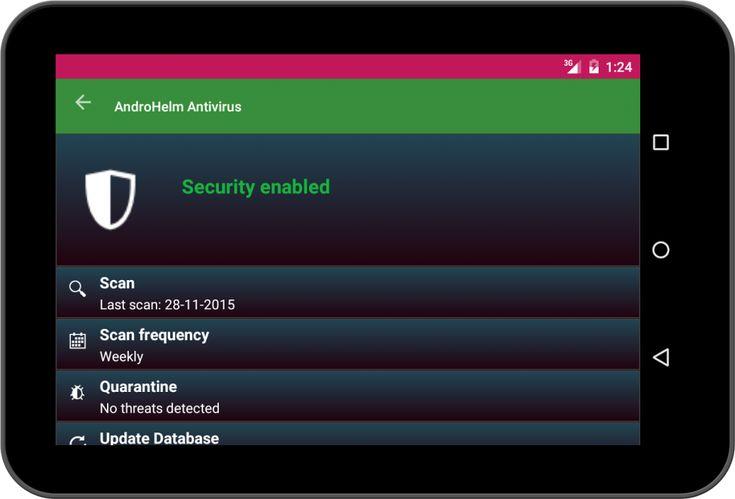 دانلود آنتی ویروس AntiVirus Android premium گرانترین آنتی ویروس اندروید