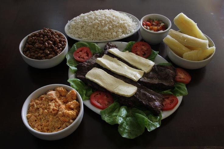 Carne de Sol, Comida tipica do Nordeste Brasileiro.
