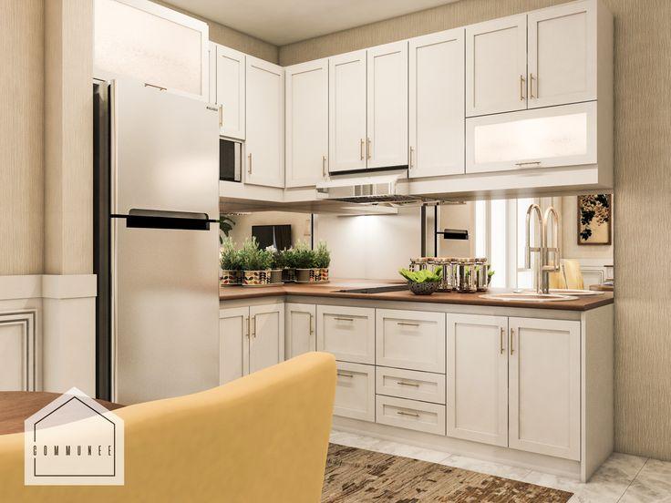 Model Dapur Bergaya Klasik Yang Menawan