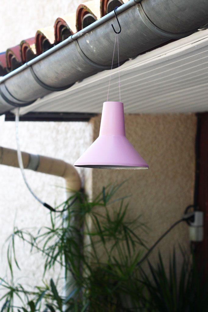 A la maison, nous sommes de vrais collectionneurs de lampes! Après une Artemide, deux Jielde, une lampe de bureau des années 70… Nous avions envie d'une Anglepoise, mais à défaut d&rsqu…