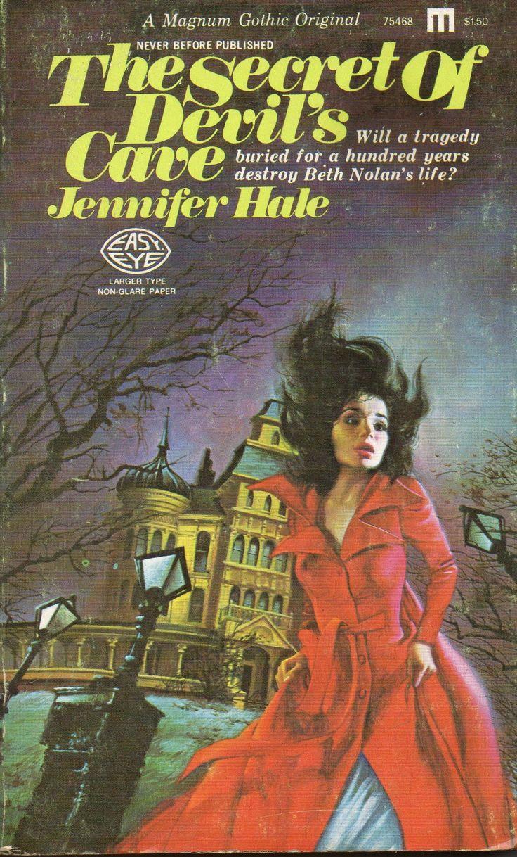 The Secret of Devil's Cave by Jennifer Hale