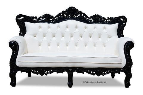 I would absolutely pay the $2K price for this lovely love seat, and I'd have to pay a designer to complete the room!