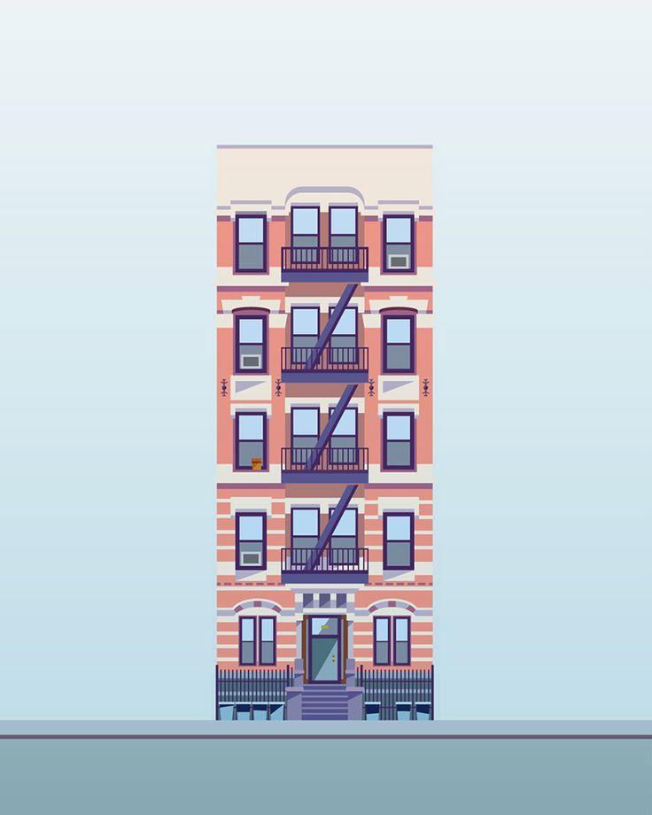 New York Buildings - Nathan Manire