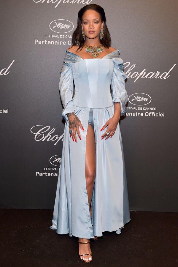 Rihanna Cannes 2017, Рианна Каннский кинофестиваль 2017