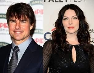Tom Cruise Denies Dating Laura Prepon