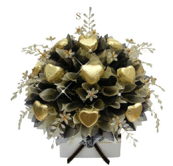 chocolate covered strawberry bouquet instructions