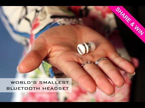 Dot on Kickstarter - Worlds Smallest Bluetooth Headset Earbud