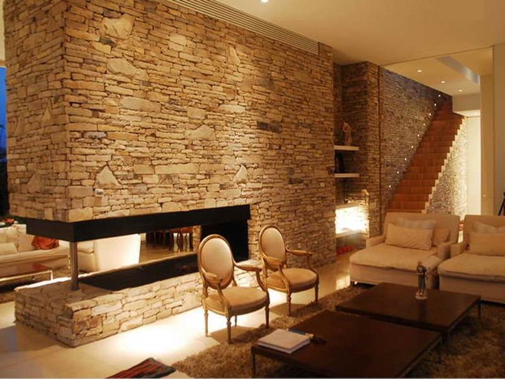 Interior Stone Wall the 25+ best indoor stone wall ideas on pinterest | interior stone